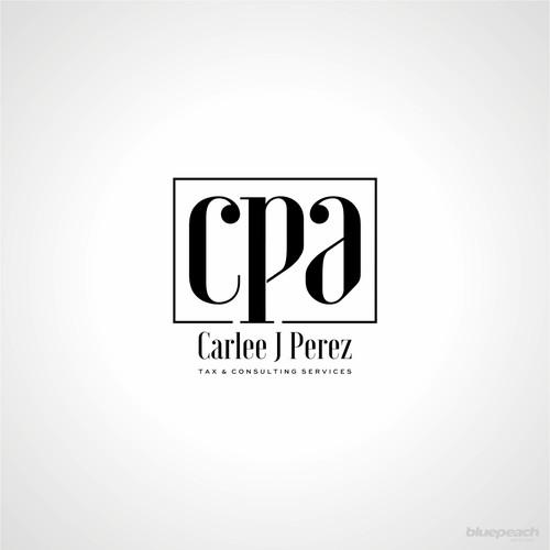 Iconic typographic logo