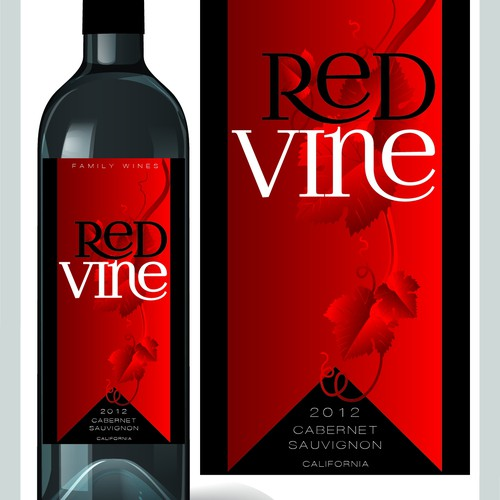 New logo wanted for Red Vine
