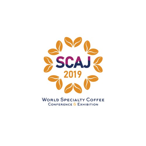 Create the logo for the largest specialty coffee celebration in Asia!