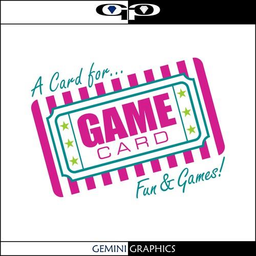 Carnival Game Card