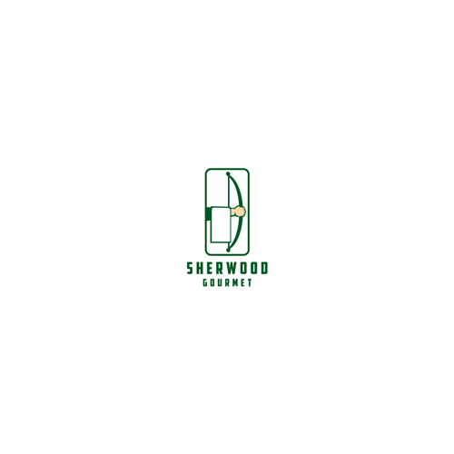 Logo concept for Sherwood Gourmet