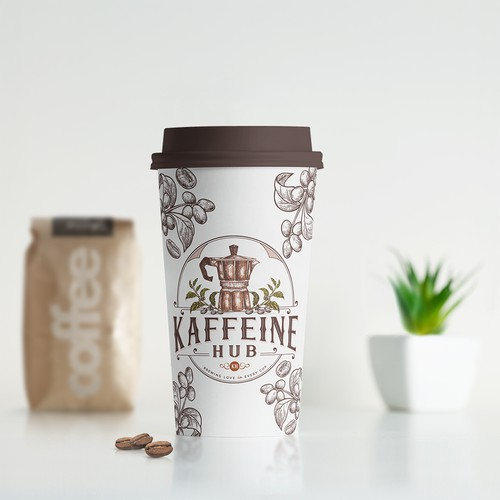 disposable cup design