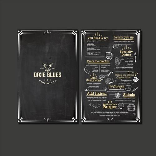 Dixie Blues