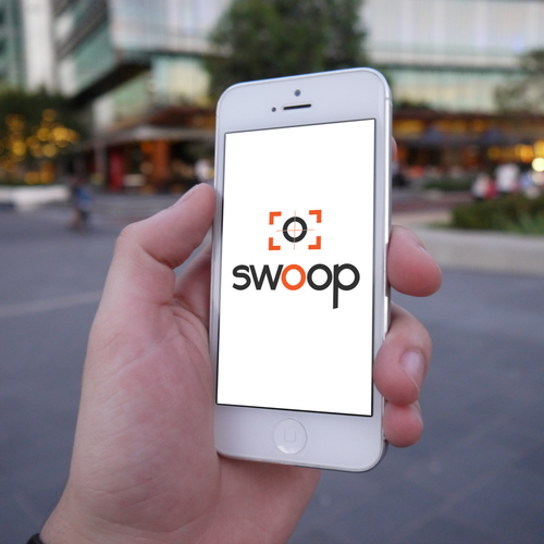 Design a hip, trendy logo for Swoop, a photography-based web app