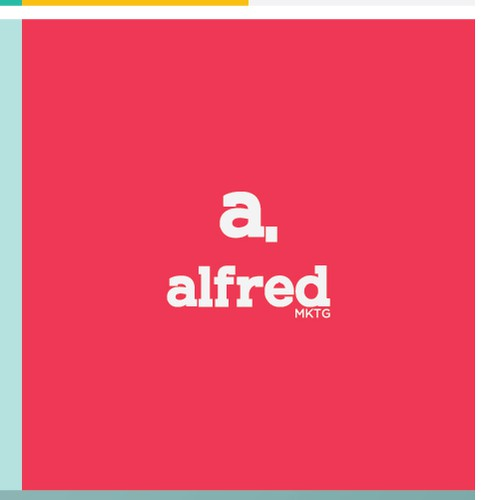 Clever Wordmark For alfred