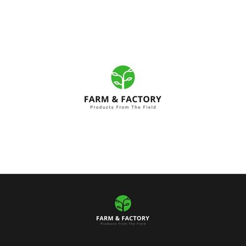 Farm&Factory Logo
