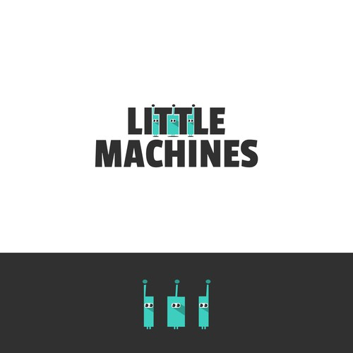 Little Machines Logo