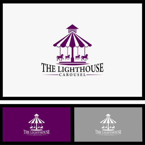 Logo for The Light house Carousel