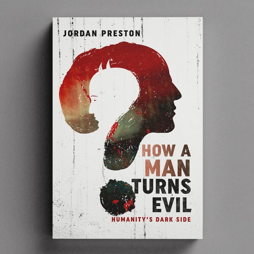 Conceptual Book Cover Design