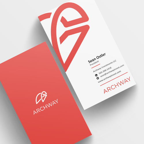 ARCHWAY Business Card