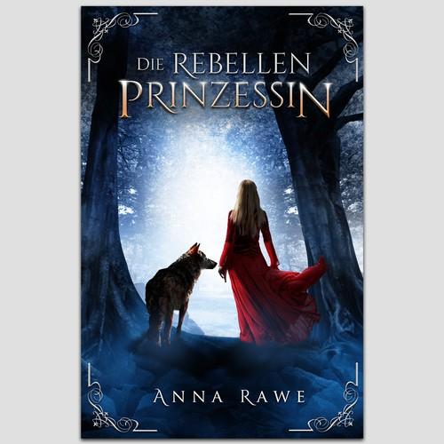 Book cover concept for a fantasy novel