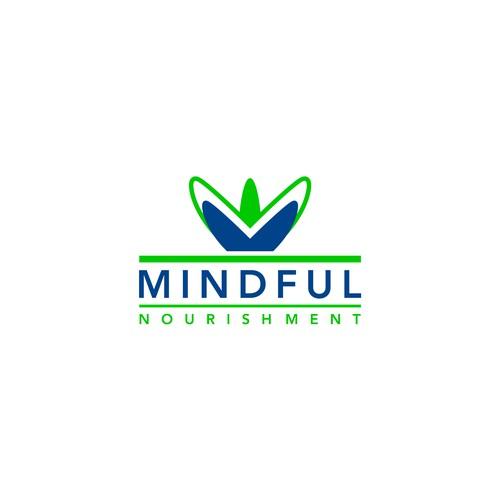 Logo for Mindful Nourishment