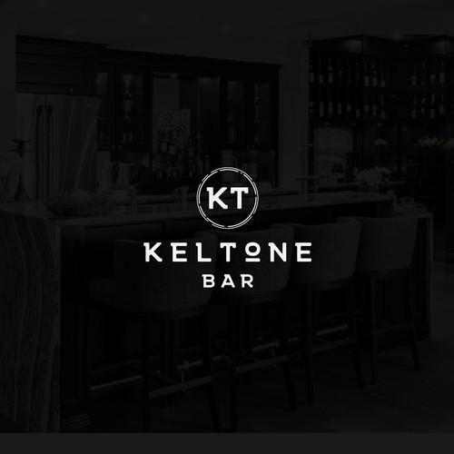 Logo concept for a home bar