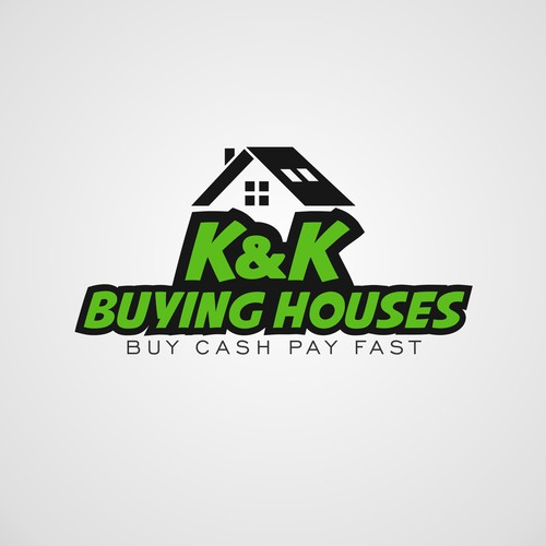 Strong and bold K&K logo