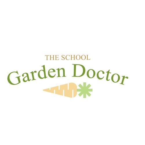 The SchThe School Garden Doctor Needs a Catchy & Earthy Logo!ool Garden Doctor