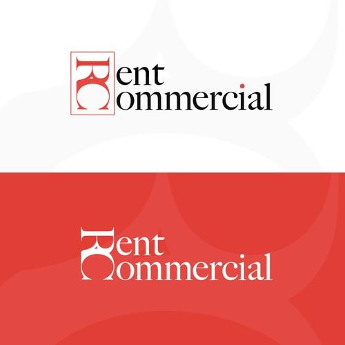 logo for rent commercial