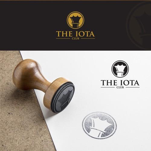 Logo concept for The Iota Club