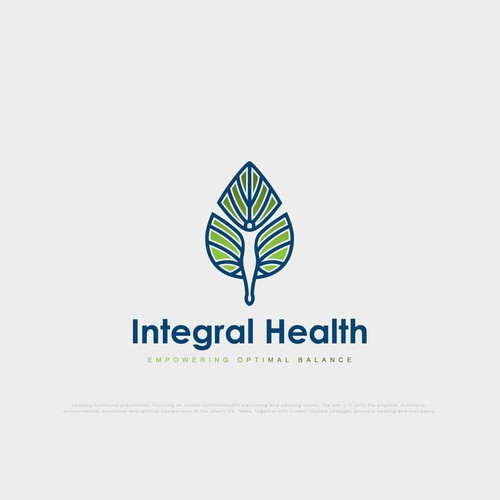 Logo for Integral Health