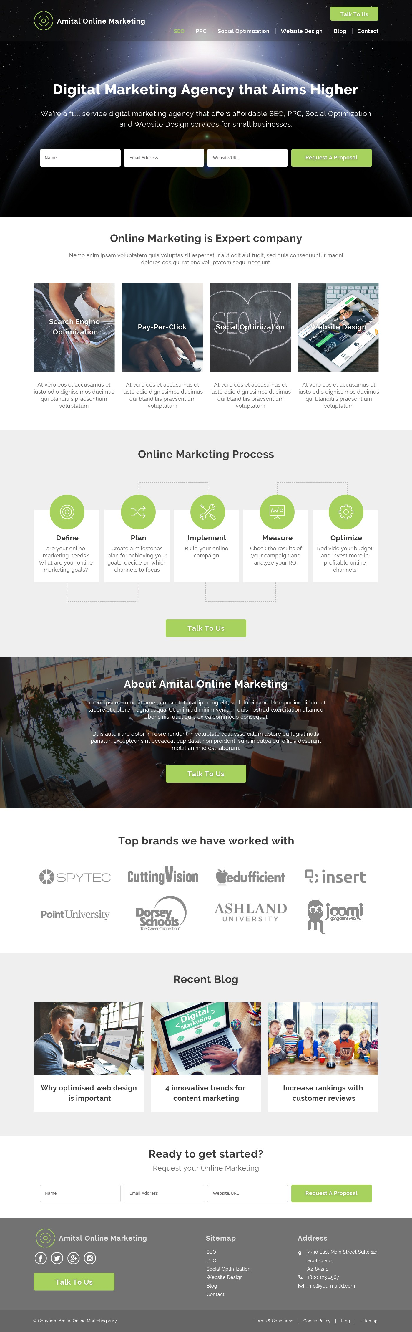 Amital Online Marketing