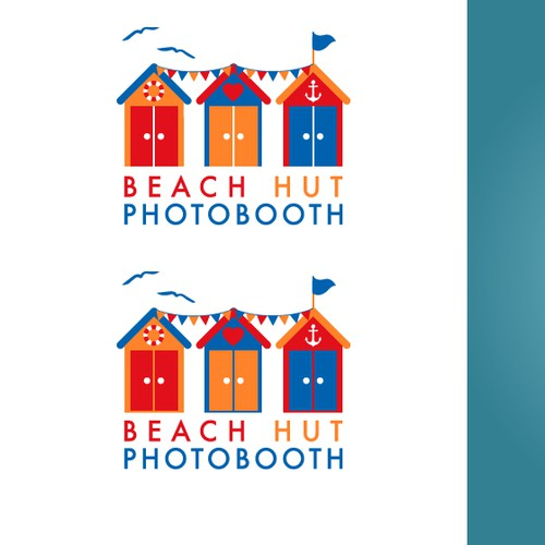 Beach Hut Booths needs a new identity.