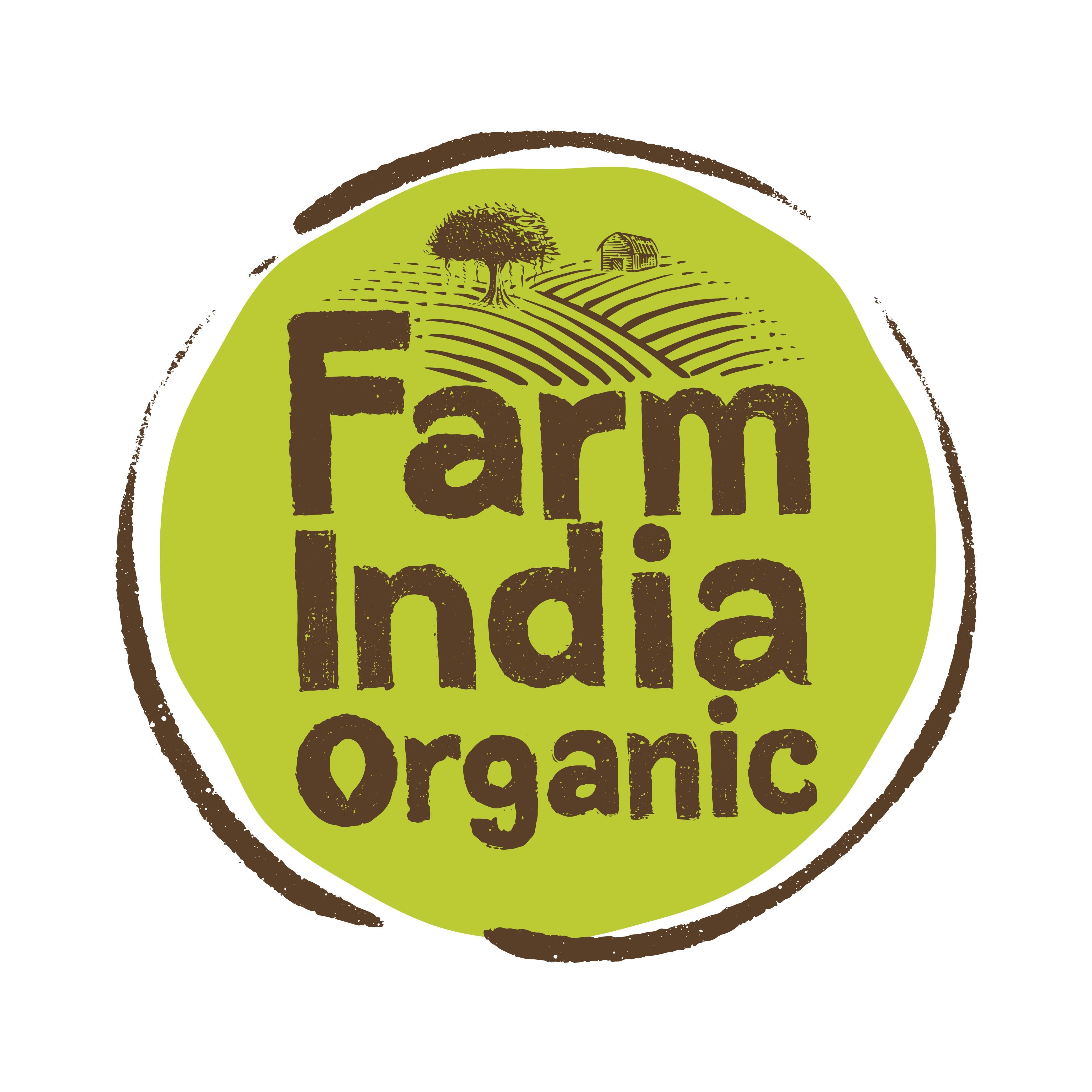 Logo for organic grain company