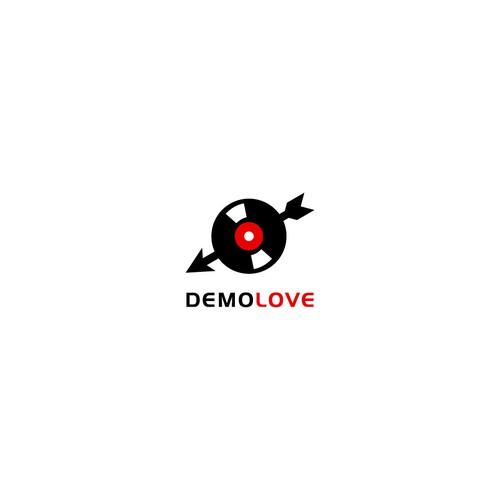 Vinyl love logo