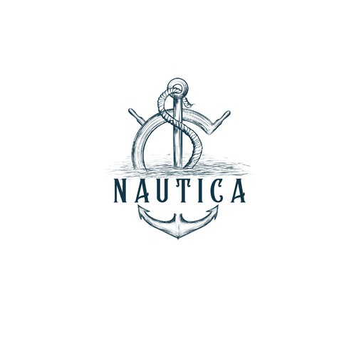 NAUTICA. A new marine like apartment house in Croatia needs a modern but teasing logo!