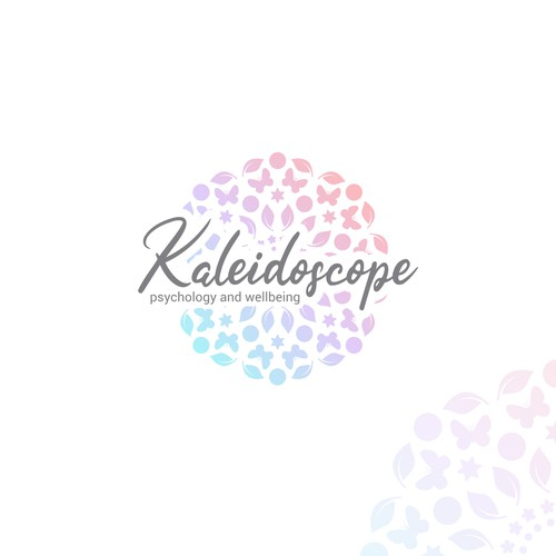 Logo design for psychological service company