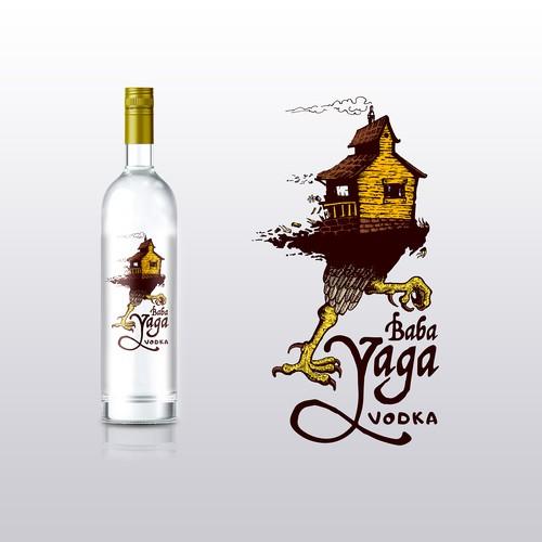 Baba Yaga Vodka