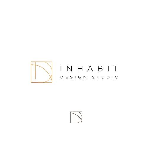 Logo for design studio