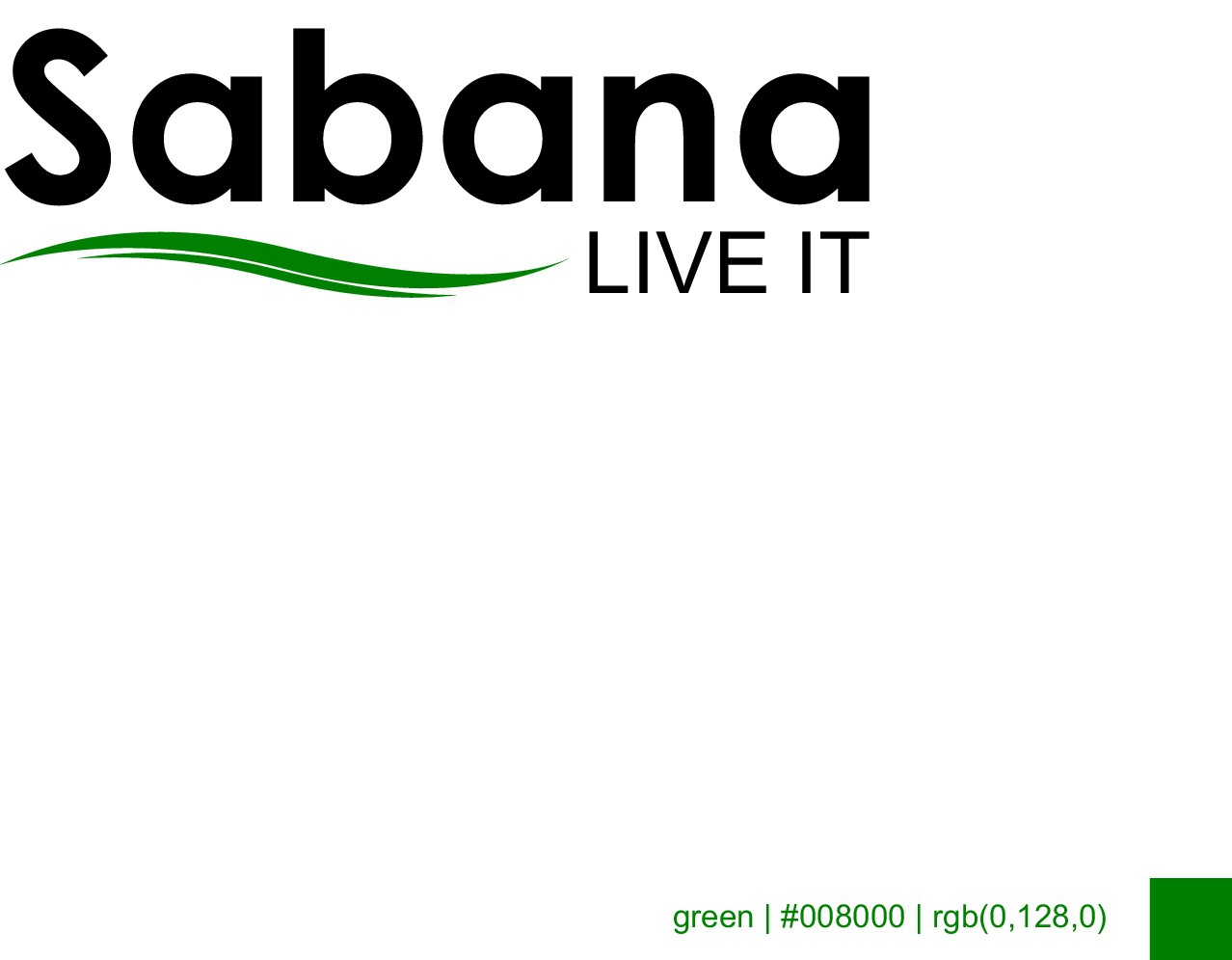 We need a flexible, standout, yet simple logo for Sabana Retail Products