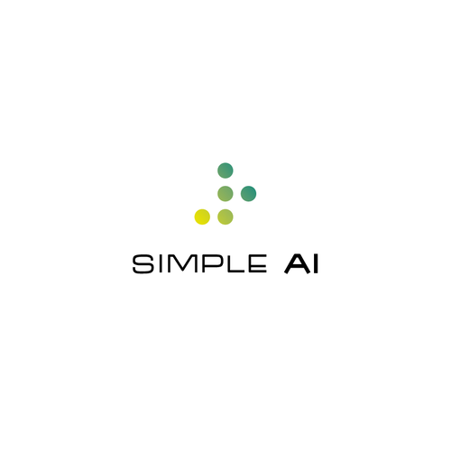Logo for simple ai