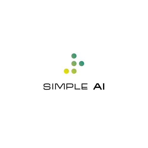 Logo for simple ai