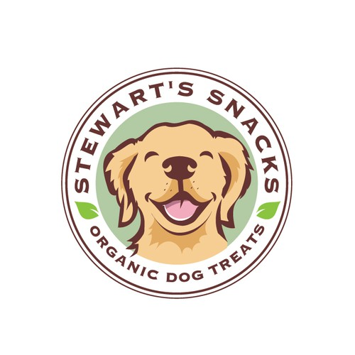 Organic Dog Treats Logo