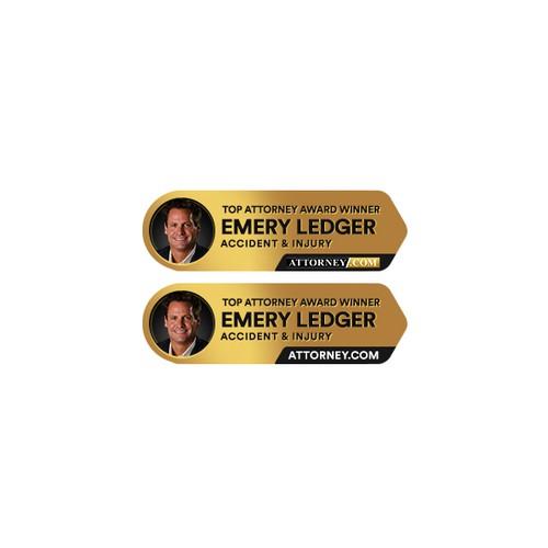 Emery Ledger (Online Badge Design)