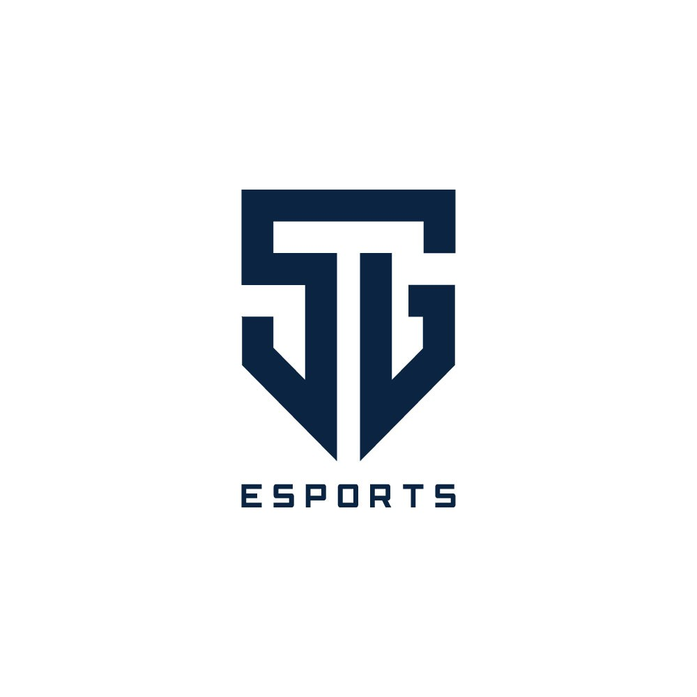 Logo for a dynamic esports business