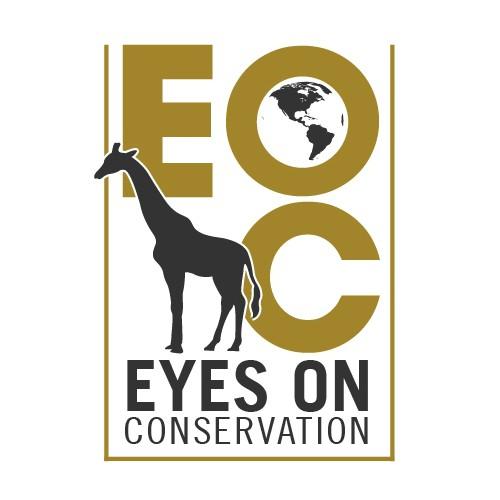 Create a logo design for a wildlife conservation non-profit