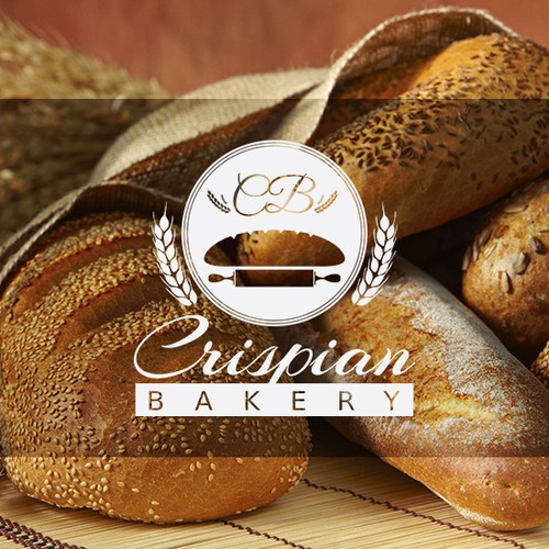 Create a logo for high-end bakery