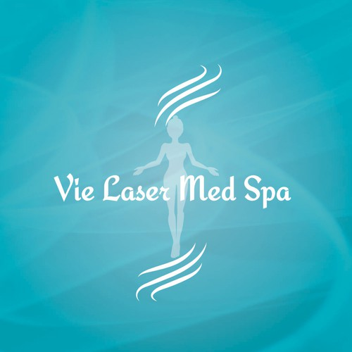 Logo design for Vie Laser Med Spa