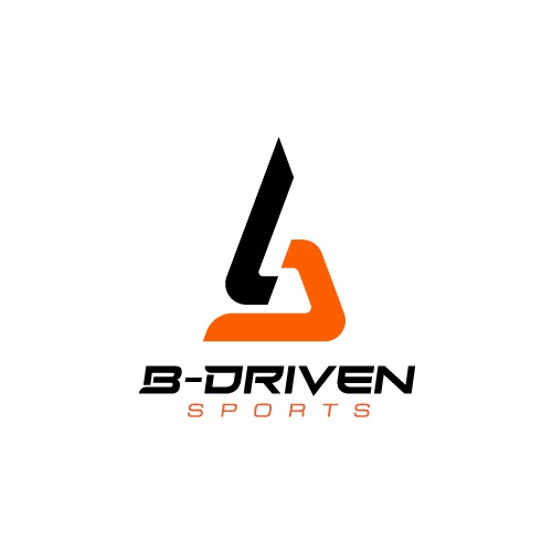 Sports Logo and Social Media Designs for B-Driven Sports
