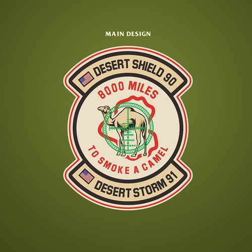 Desert Storm Emblem
