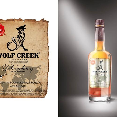 Wolf Creek Whiskey