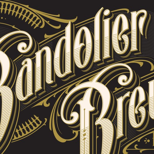 Bandolier Brewing - Logo