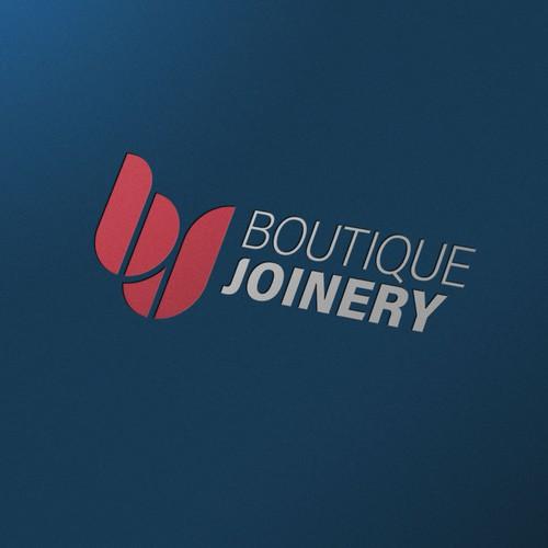 Boutique Joinery Logo Design