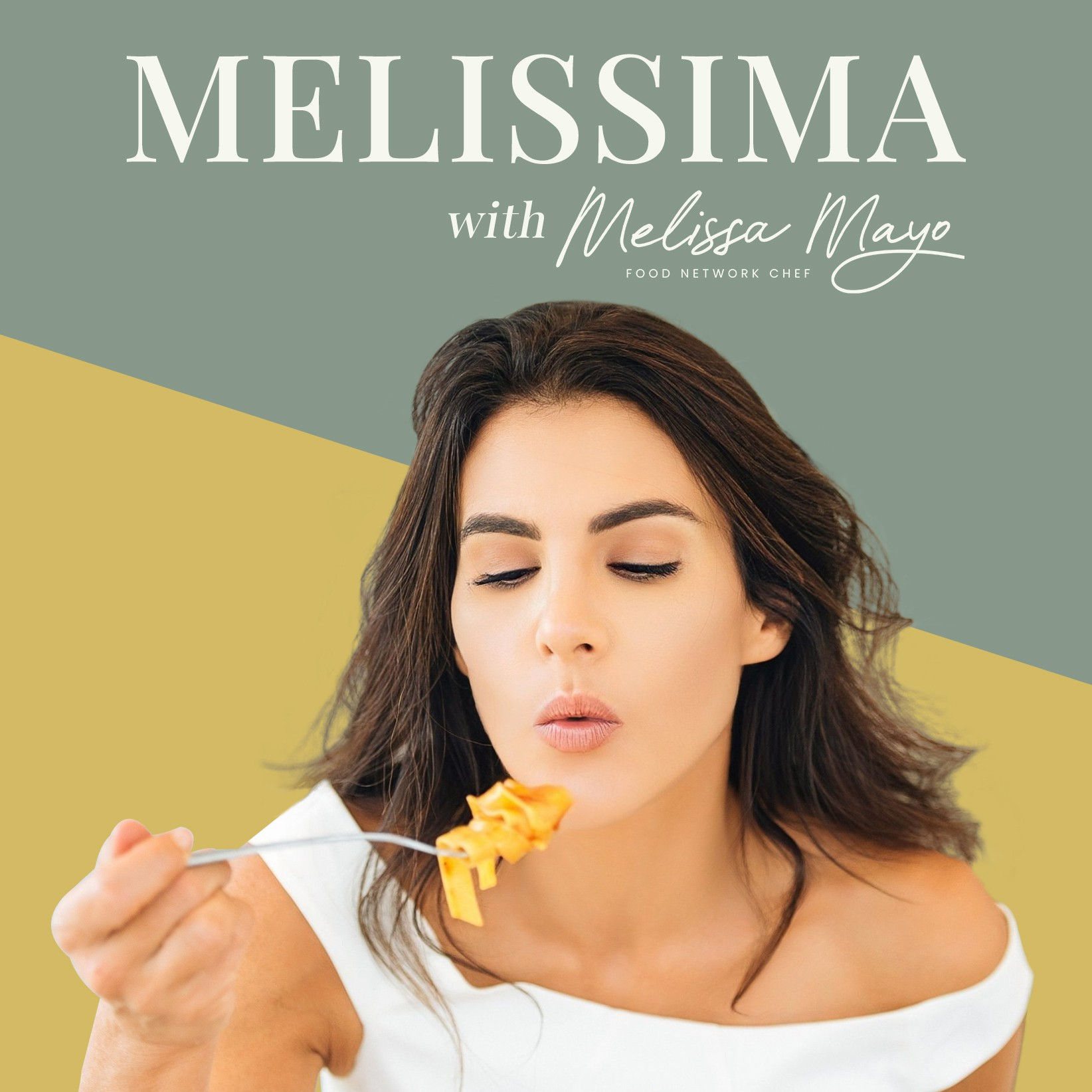 Podcast Cover.... Melissima with Melissa Mayo