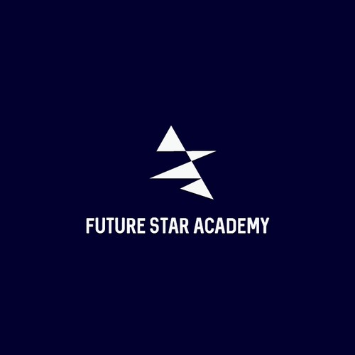 Simple and Clean Logo for Future Star Academy