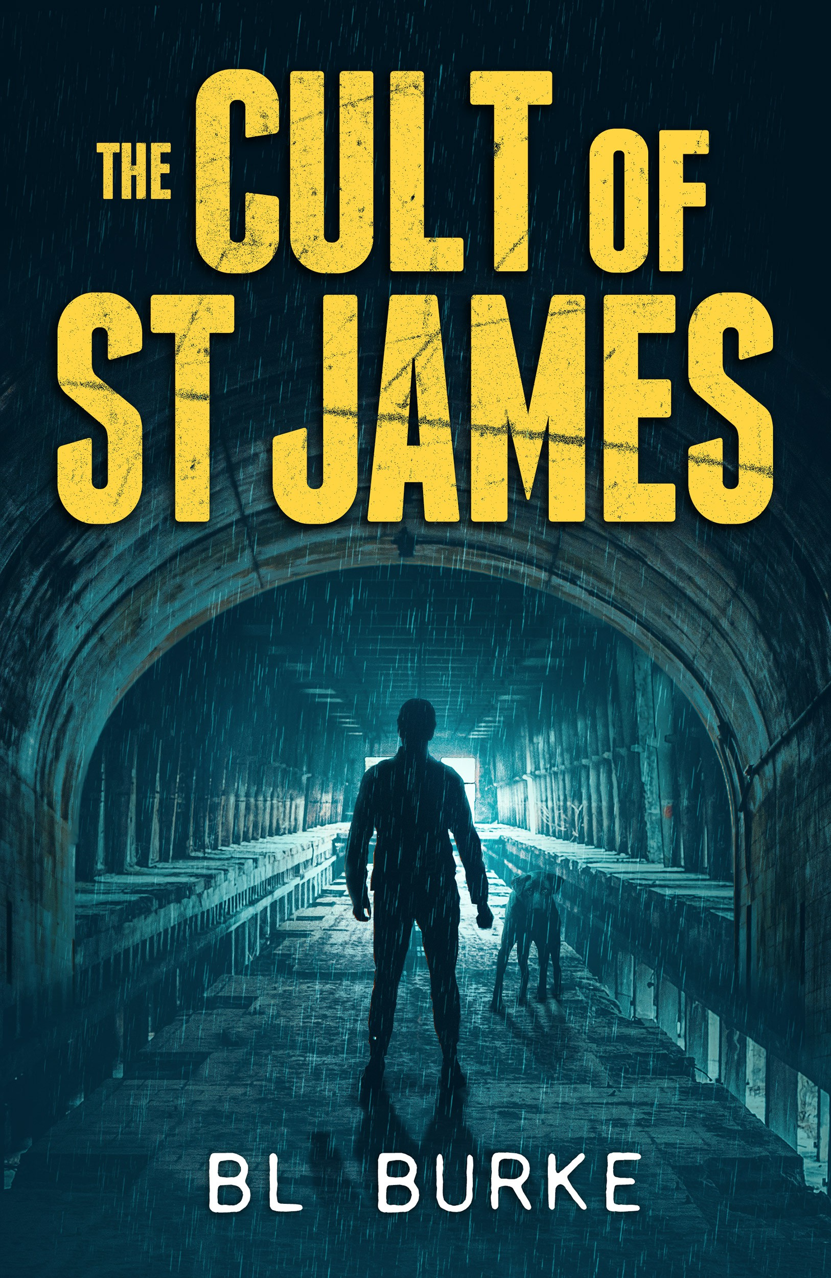 The Cult of St James ebook cover