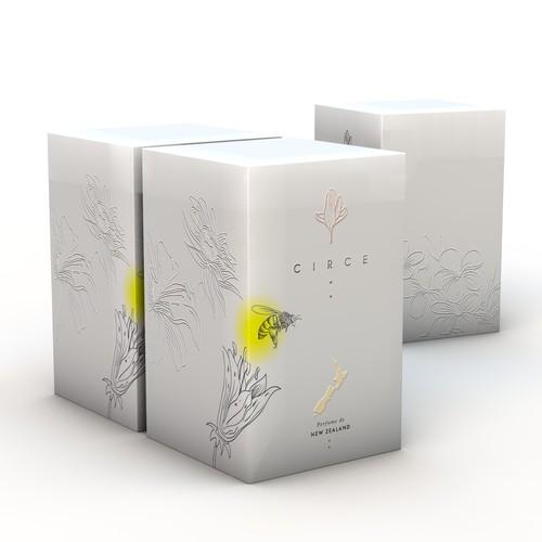 New Zealand Parfume Box