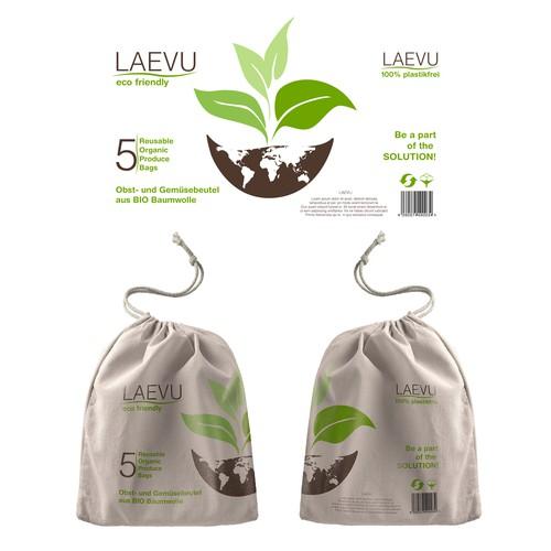 Eco bag design contest entry