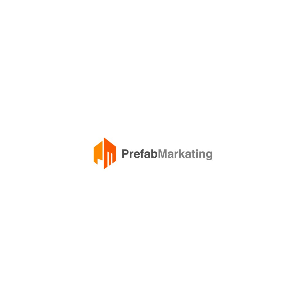 Logo for marketing agency servicing construction niche